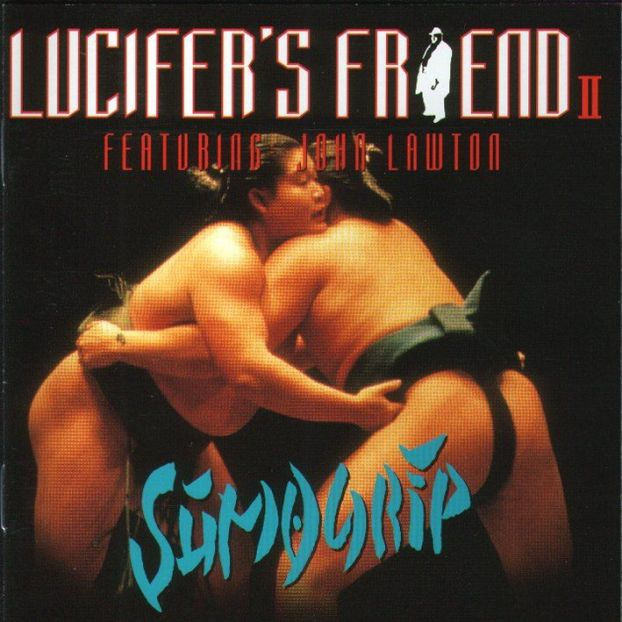 Lucifer's Friend - Sumogrip CD (album) cover
