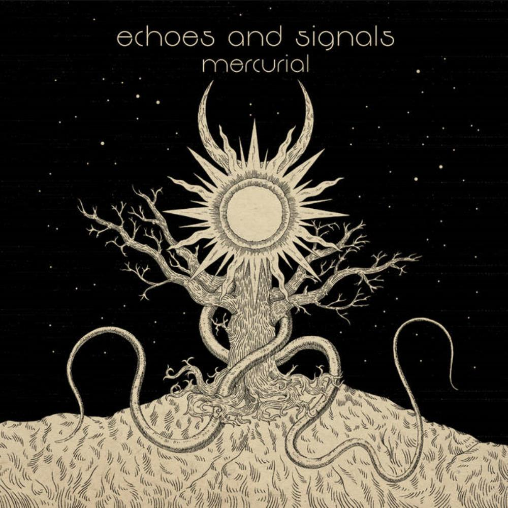 Mercurial by ECHOES AND SIGNALS album cover