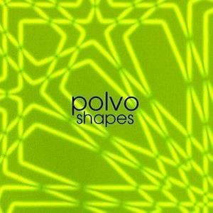 Polvo - Shapes CD (album) cover