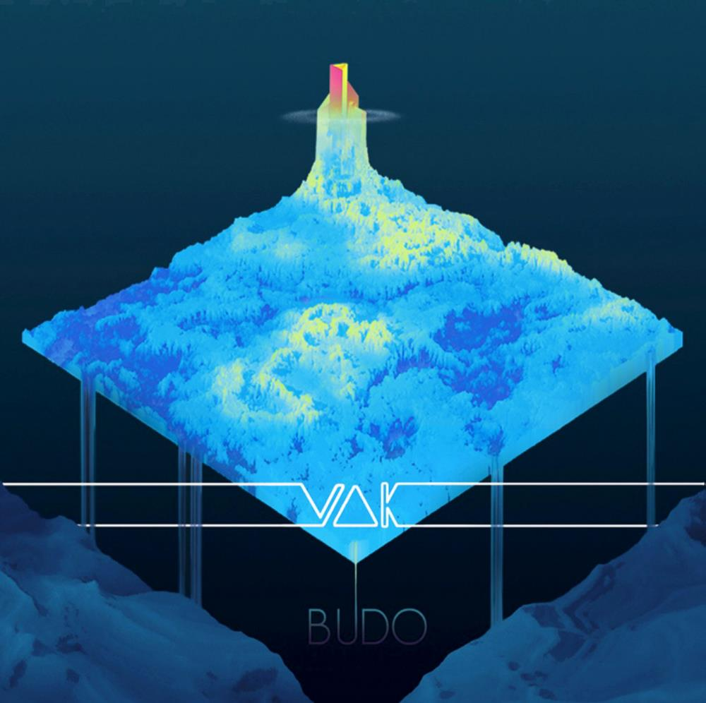 Vak - Budo CD (album) cover