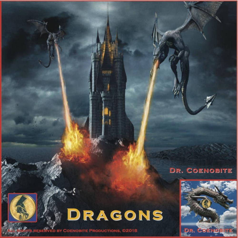 Dragons by DR. COENOBITE album cover