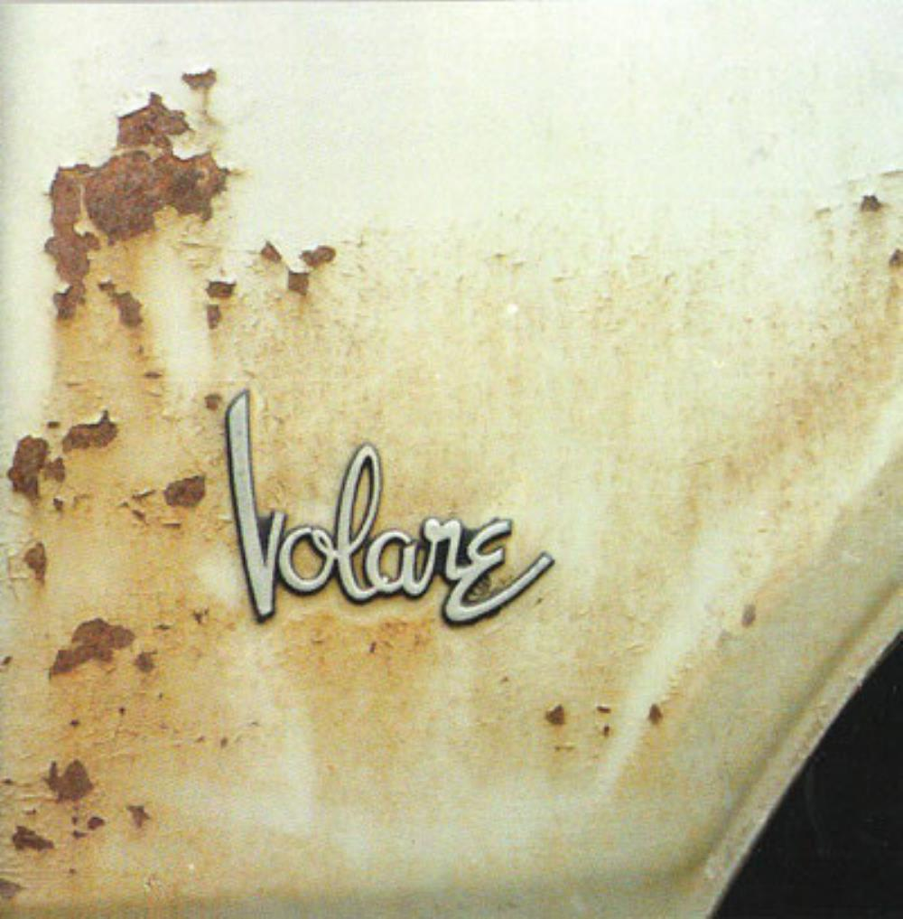 Memoirs by VOLARÉ album cover