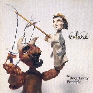 Volar� - The Uncertainty Principle CD (album) cover