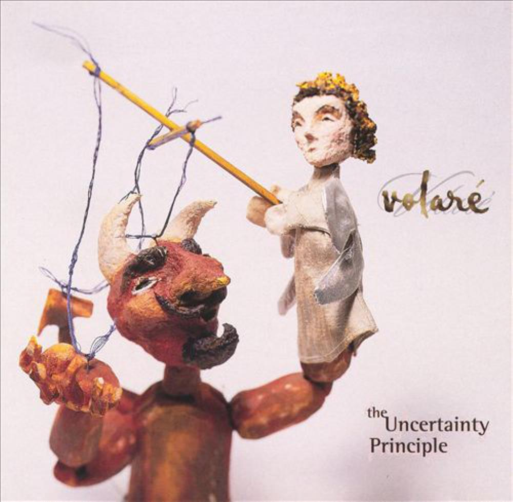 Volaré The Uncertainty Principle album cover