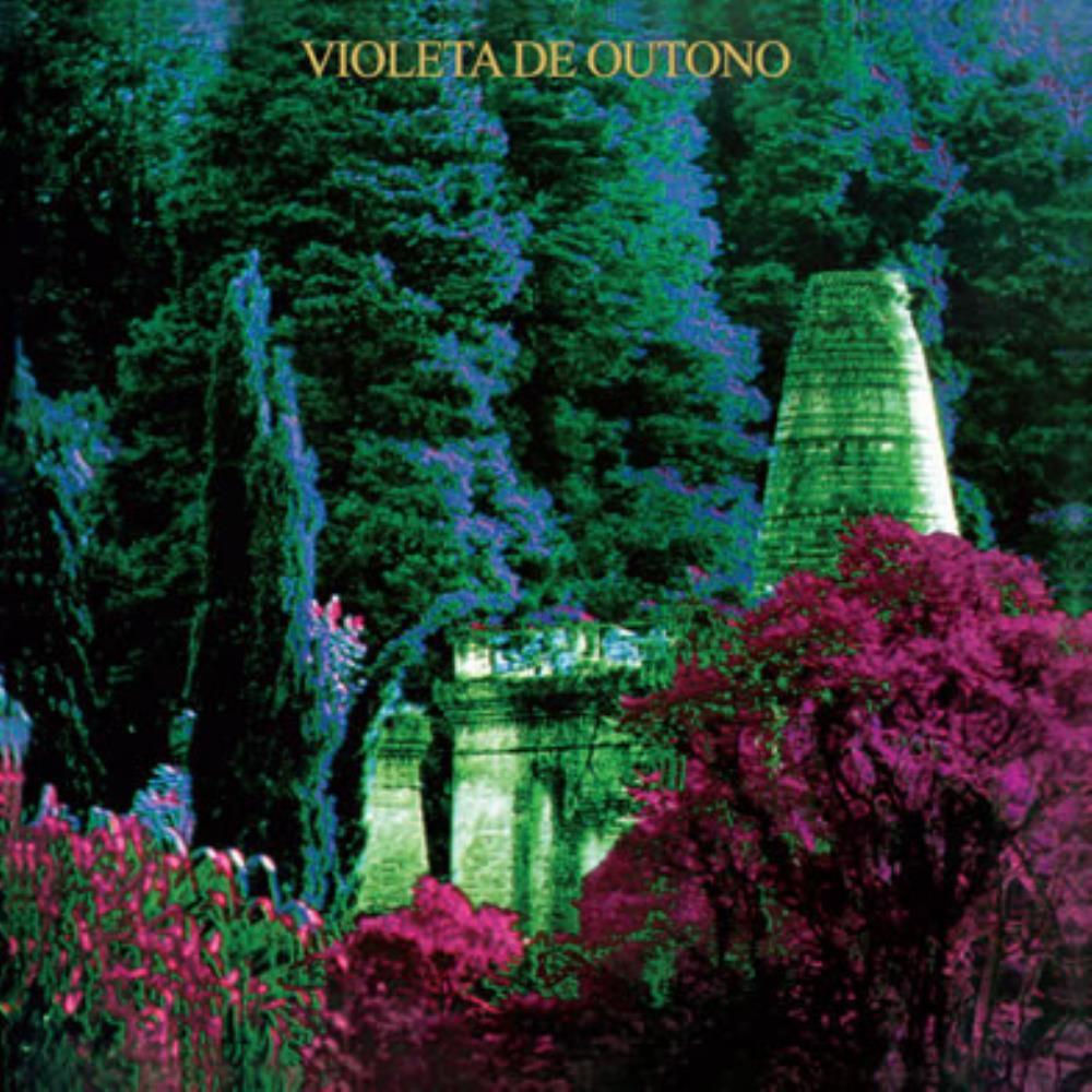 Violeta De Outono by VIOLETA DE OUTONO album cover