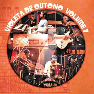 Violeta De Outono - Volume 7 CD (album) cover
