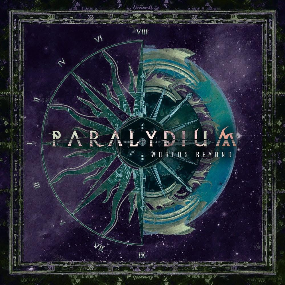 Paralydium Worlds Beyond album cover