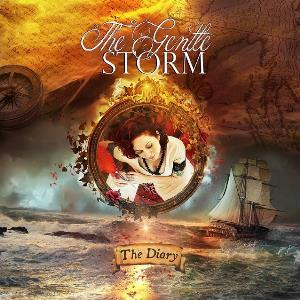 The Diary by GENTLE STORM, THE album cover