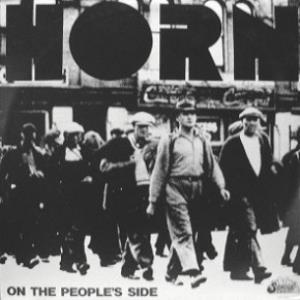 On The People's Side by HORN album cover