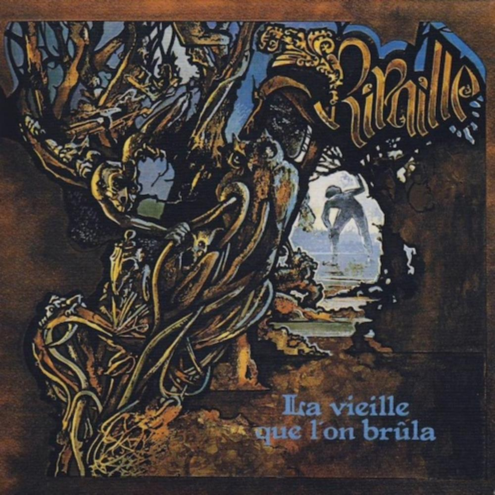 Ripaille - La Vieille Que L'on Brûla CD (album) cover