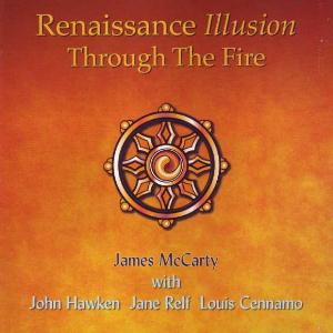 Illusion - Through The Fire CD (album) cover