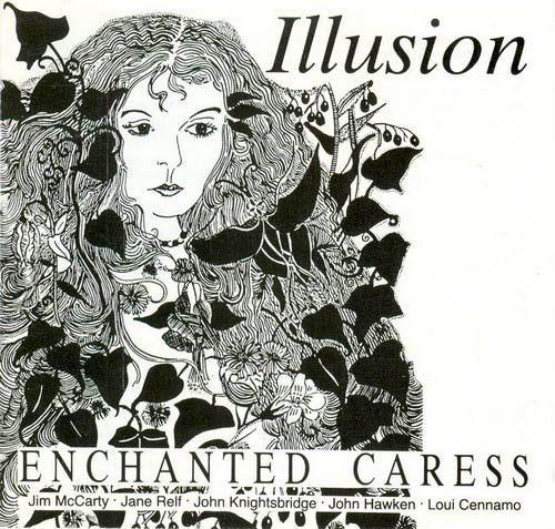 Illusion - Enchanted Caress CD (album) cover