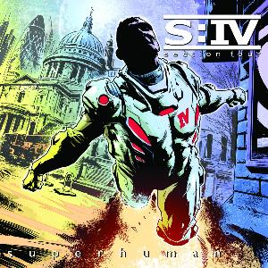 Superhuman by SECTION IV album cover