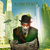 Wallstreet Voodoo by STOLT, ROINE album cover