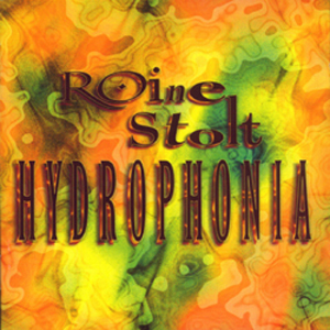 Roine Stolt - Hydrophonia CD (album) cover