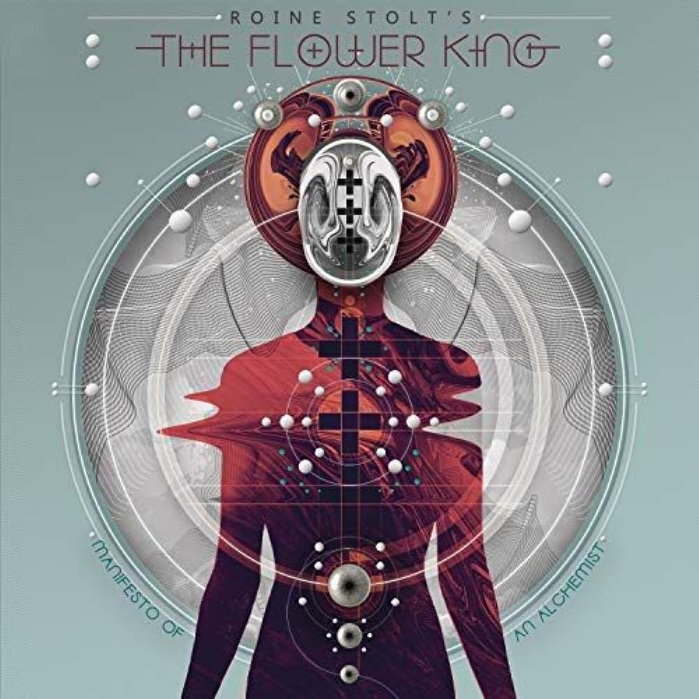 Roine Stolt The Flower King: Manifesto Of An Alchemist album cover