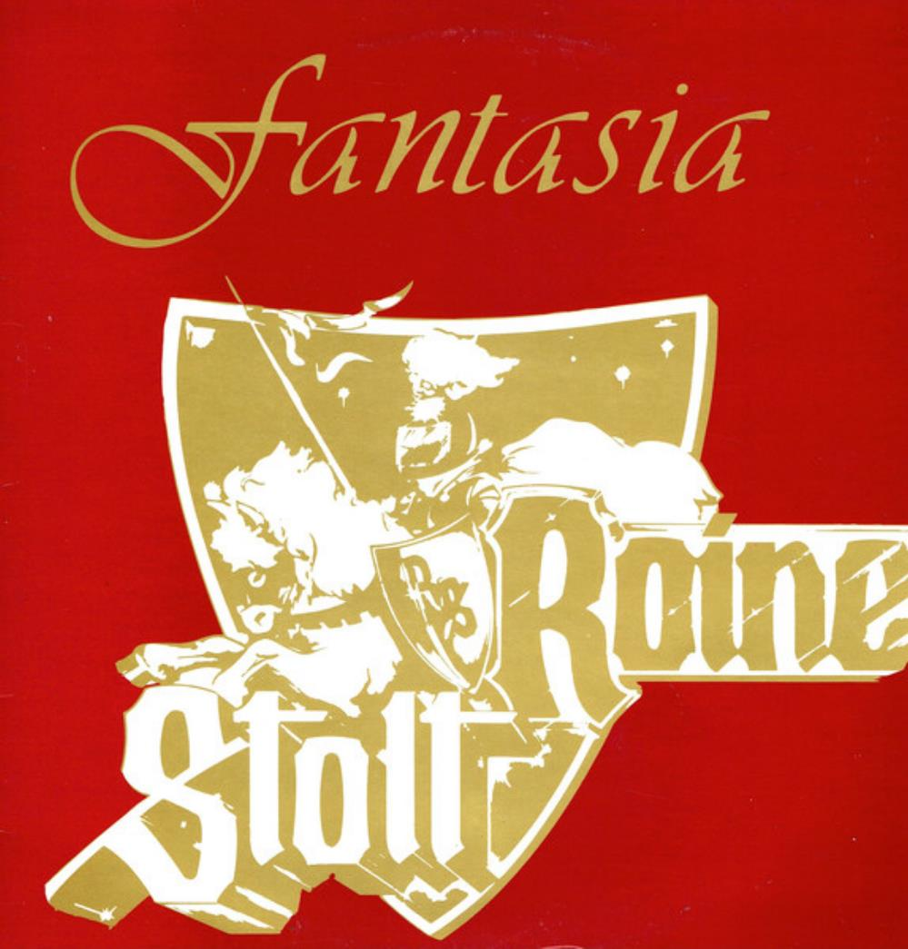Roine Stolt - Fantasia CD (album) cover