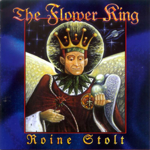 Roine Stolt The Flower King  album cover
