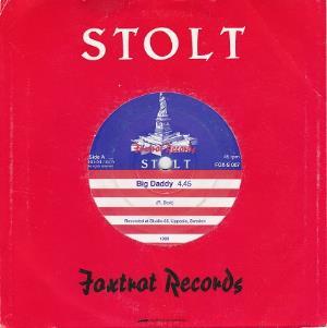 Big Daddy by STOLT, ROINE album cover