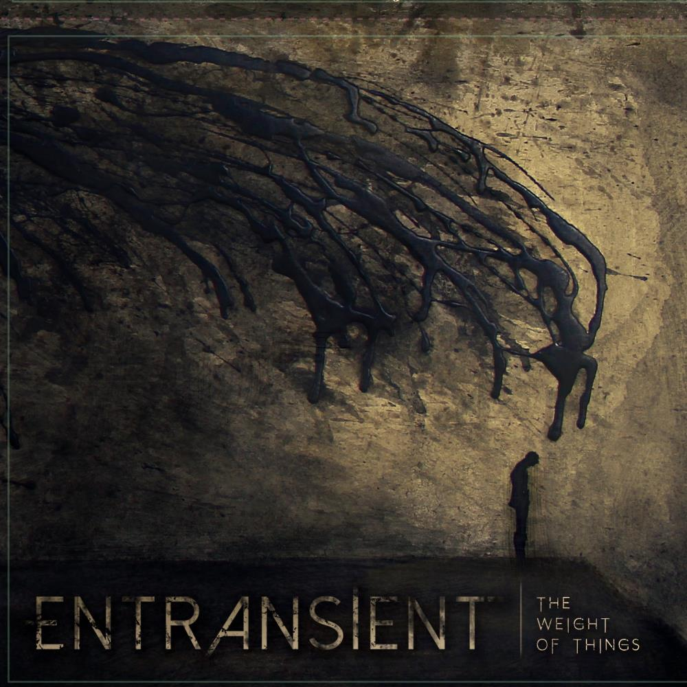 Entransient - The Weight Of Things CD (album) cover