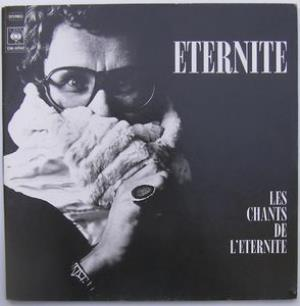 Éternité - Les Chants de L'Éternité CD (album) cover