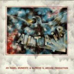 Altair - Altair CD (album) cover