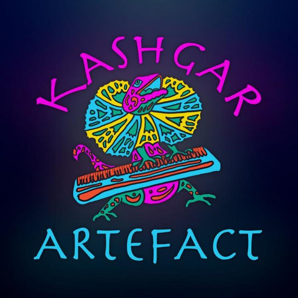 Artefact by KASHGAR album cover