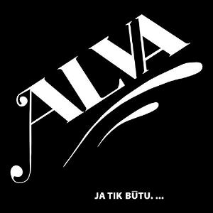ja tik butu... by ALVA album cover