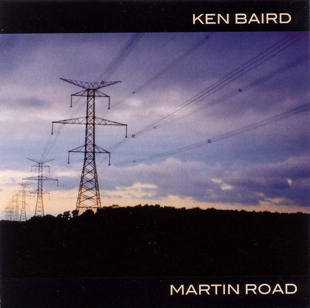 Ken Baird Martin Road album cover