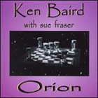 Orion by BAIRD, KEN album cover