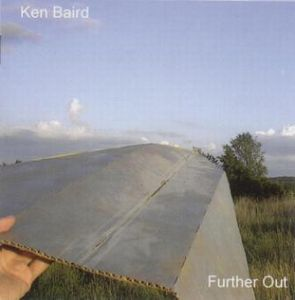 Ken Baird - Further Out CD (album) cover