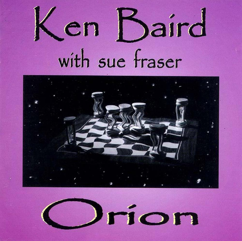Ken Baird - Ken Baird & Sue Fraser: Orion CD (album) cover