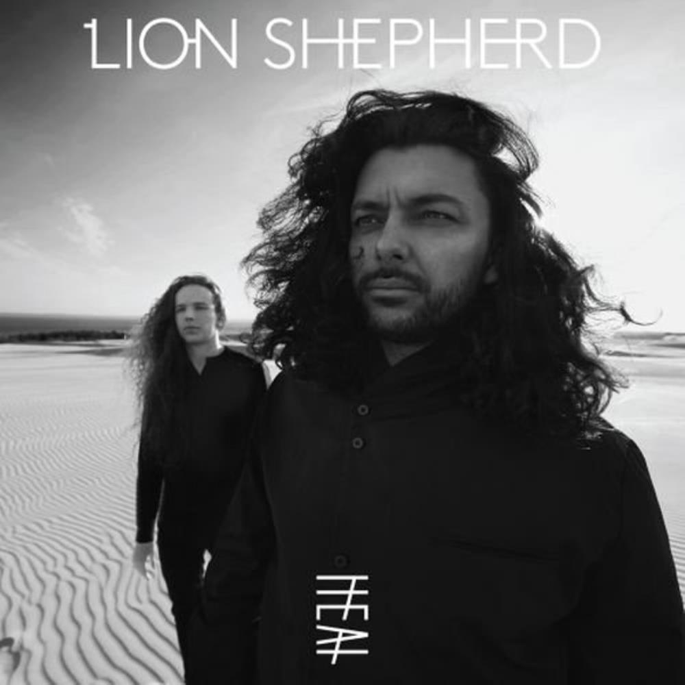 Lion Shepherd - Heat CD (album) cover