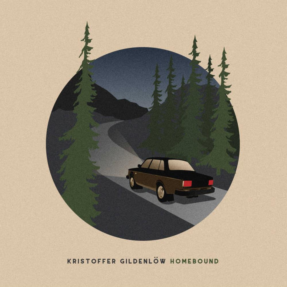 Homebound by GILDENLÖW, KRISTOFFER album cover