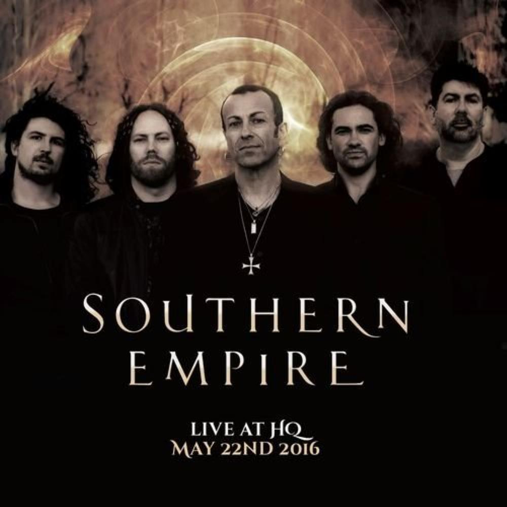 Live @ HQ 22nd May 2016 by SOUTHERN EMPIRE album cover