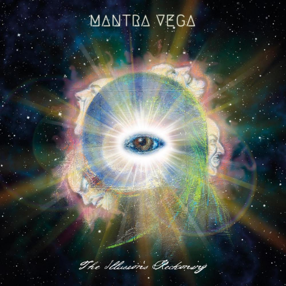 Mantra Vega The Illusion's Reckoning album cover
