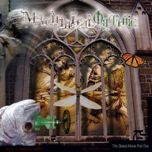 Mechanical Organic This Global Hive Part One album cover