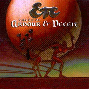 Tales of Ardour & Deceit  by ETCETERA album cover