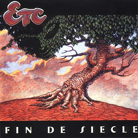Fin de Siecle by ETCETERA album cover