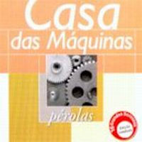 P�rolas by CASA DAS M�QUINAS album cover