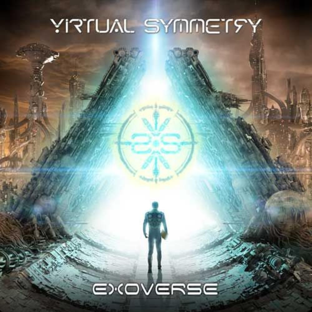 Virtual Symmetry Exoverse album cover