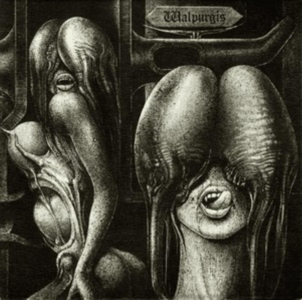 Walpurgis by SHIVER, THE album cover