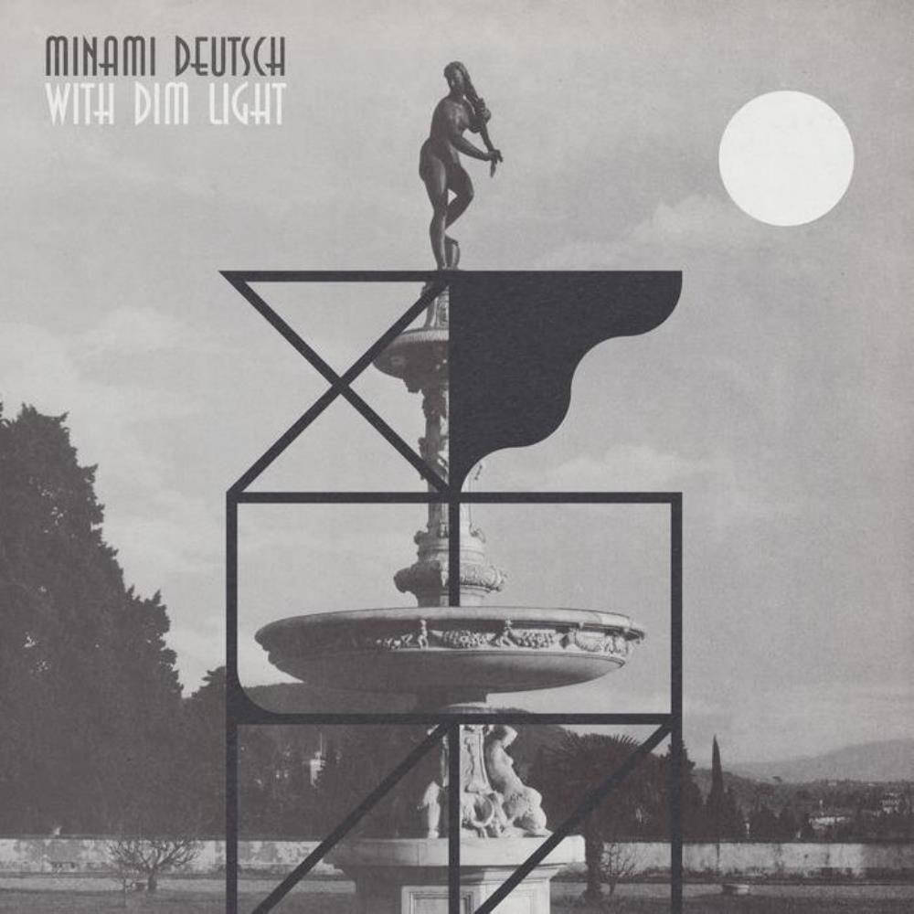 With Dim Light by Minami Deutsch album rcover