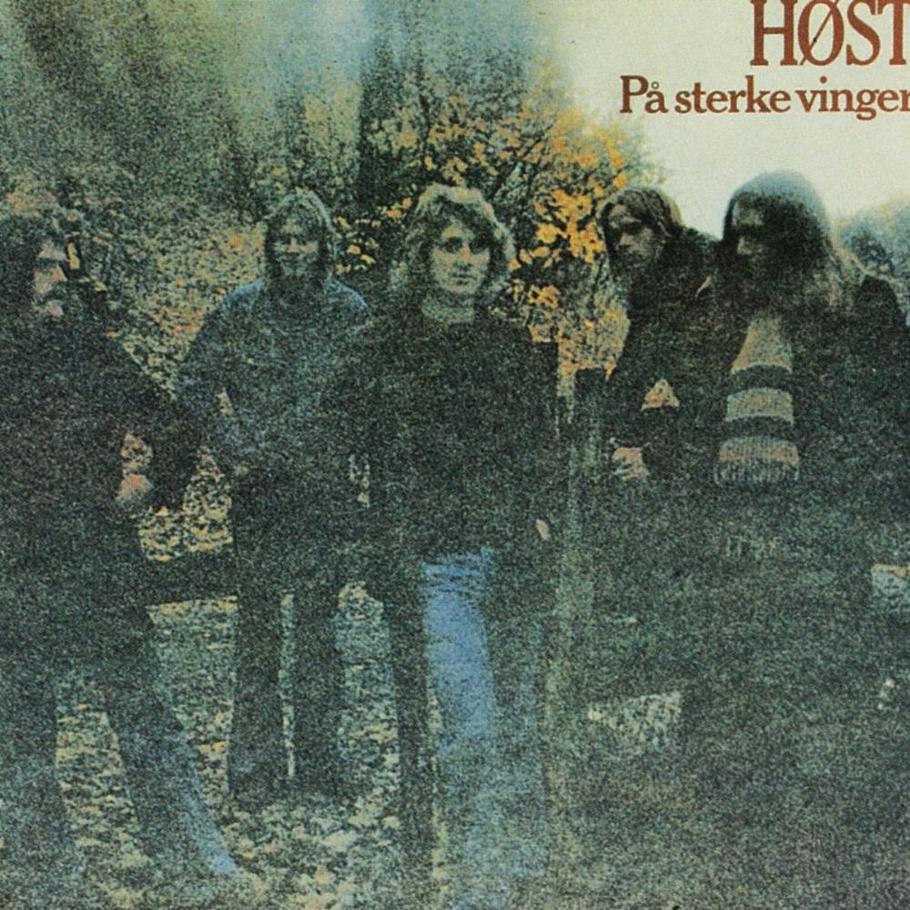 På Sterke Vinger by HØST album cover