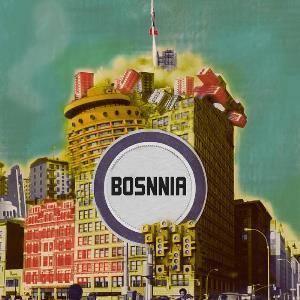 Ferias Y Fiestas De La Posguerra by BOSNNIA album cover