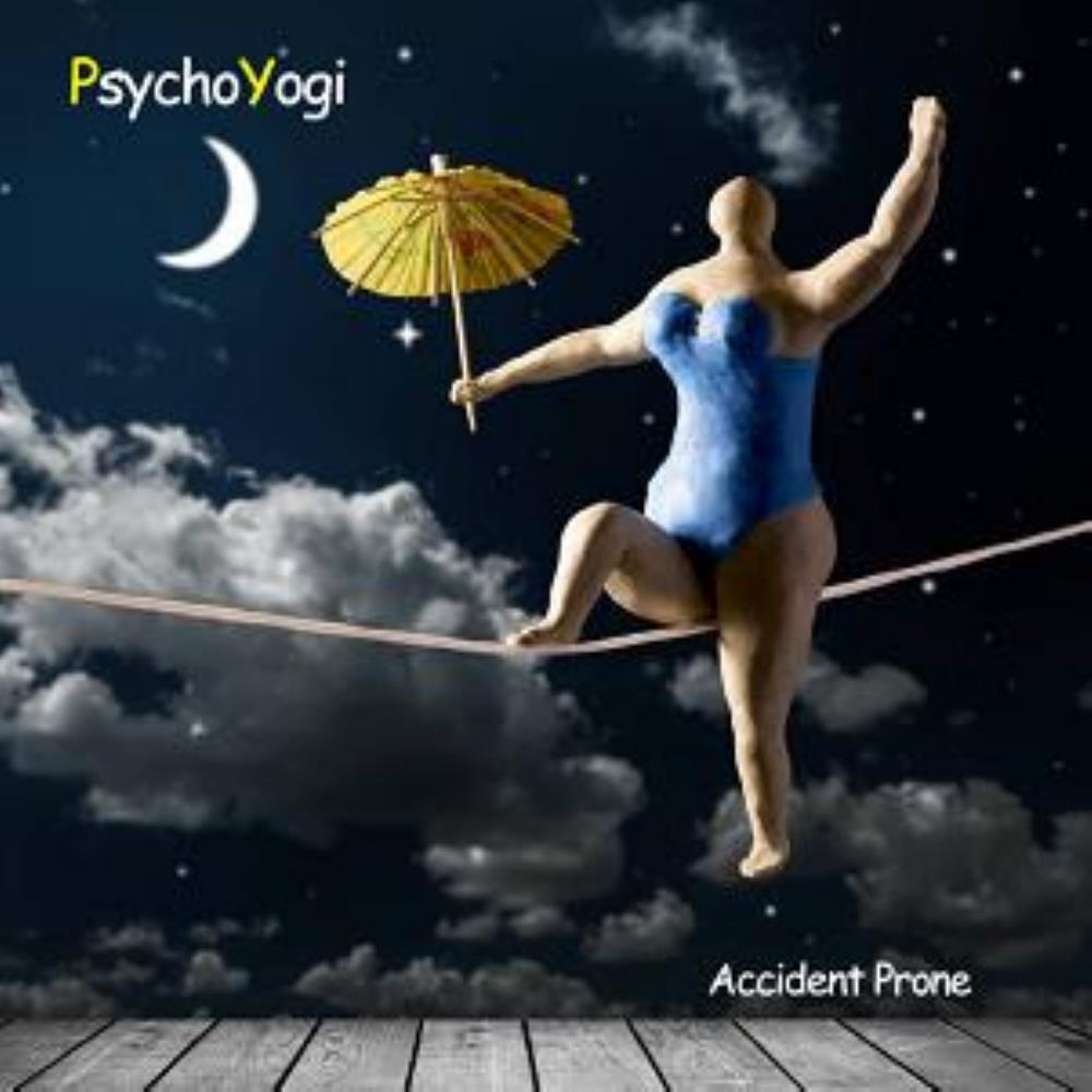 Accident Prone by PSYCHOYOGI album cover