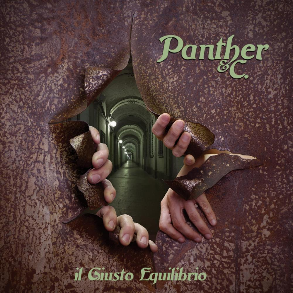 Il Giusto Equilibrio by PANTHER & C. album cover