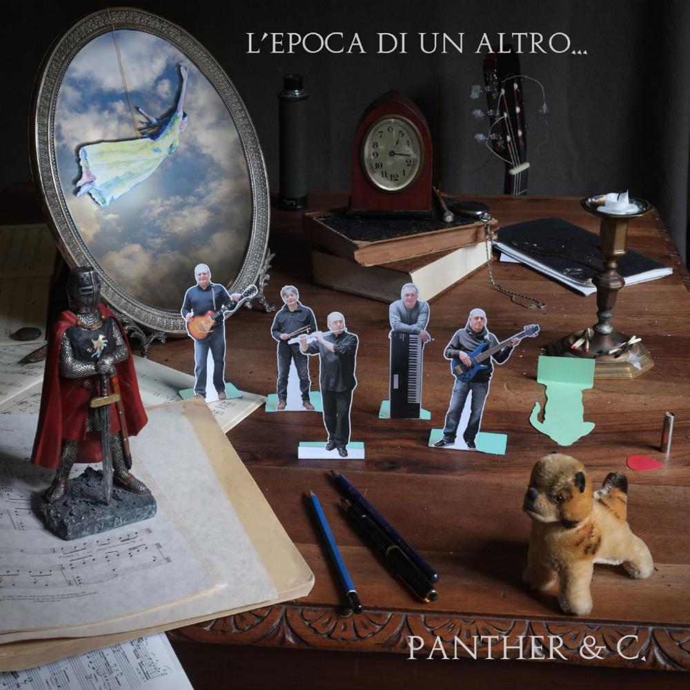 L'Epoca Di Un Altro ... by PANTHER & C. album cover