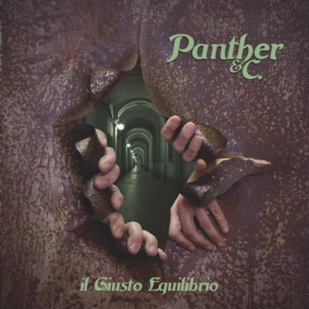 Il Giusto Equilibrio by PANTHER & C album cover