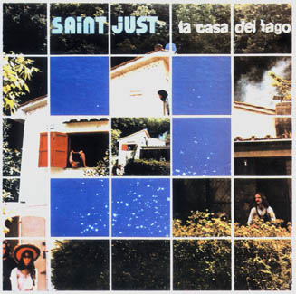 La Casa del Lago  by SAINT JUST album cover